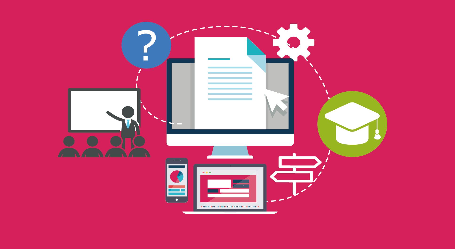 khóa học thiết kế web online bắc giang