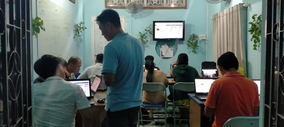 hoc digital marketing online