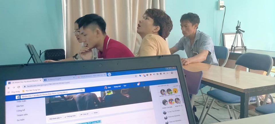 khóa học thiết kế website
